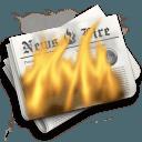 Newsfire Flames_128x128
